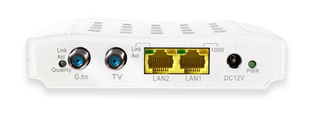 123043 - ALLNET ALL-GHN102-Coax / G HN Bridge Konverter für