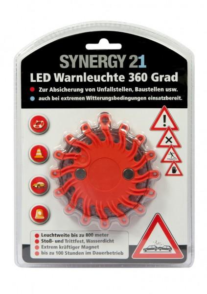 Synergy 21 LED Warnlicht rot