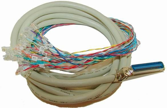Zyxel xDSL Telco-50 Cable 3m
