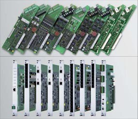 Auerswald COMmander 6000 Rack 8a/b-R-Modul