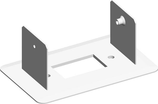 TEM Serie Modul Brüstungskanal FIXING PLATE MA SINGLE130x65 P