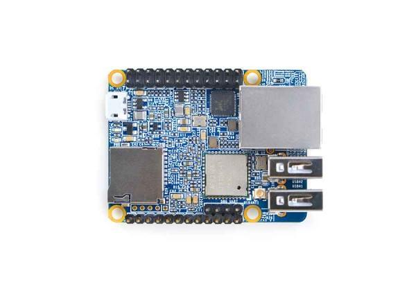 FriendlyELEC NanoPi Neo2 Plus v2 - 1GB HexaCore Allwinner H5 Quadcore A53 64-bit (nur Mainboard)