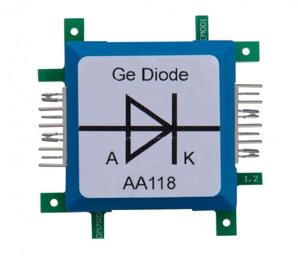 ALLNET Brick'R'knowledge Diode Germaniumdiode AA118