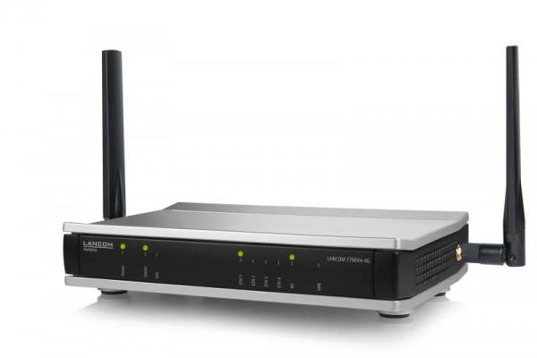 LANCOM 1790VA-4G (EU), VPN-Router, LTE, VDSL2/ADSL2, Supervectoring, Annex A/B/J/M