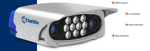 Tattile LPR Kamera Vega1 Short Range *Brand/Color*