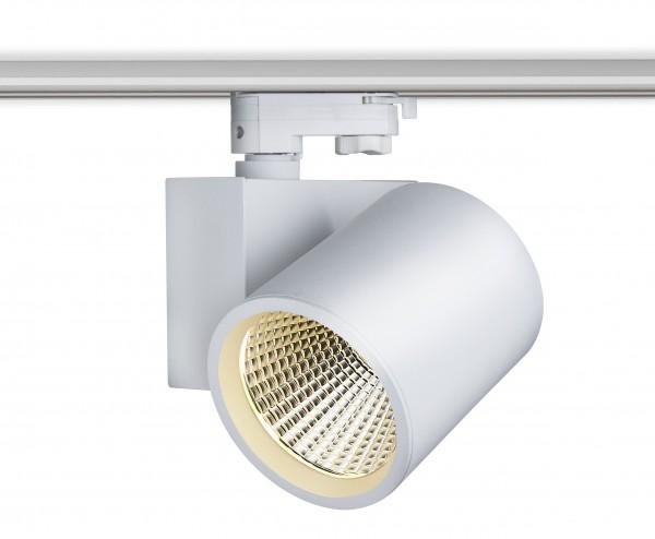 Synergy 21 LED Track-Serie für Stromschiene VLC-Serie 20W, 24°, nw, CRI>90