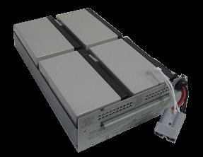 Akku OEM RBC23-MM-BP, f.SU1000(A1000)RMI2U, Akkus mit Rahmen,