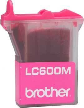 Brother Tinte LC-600M *magenta*