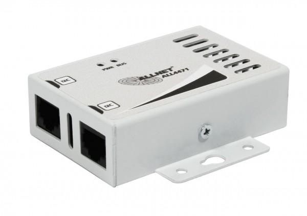 ALLNET MSR Sensor ALL4471 / CO2-Kohlendioxid-Sensor/Temp/Feuchte 3in1