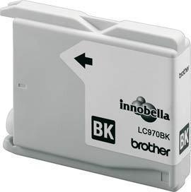 Brother Tinte LC-970BK *schwarz*