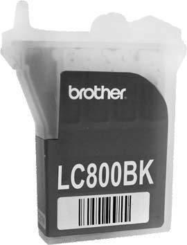 Brother Tinte LC-800BK *schwarz*