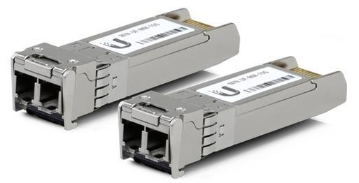 Ubiquiti U Fiber, Multi-Mode Module SFP+, 10G, 20 pack