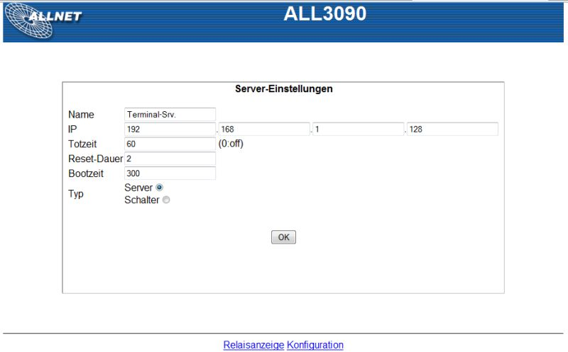 DOWNLOAD DRIVERS: ALLNET ALL3090