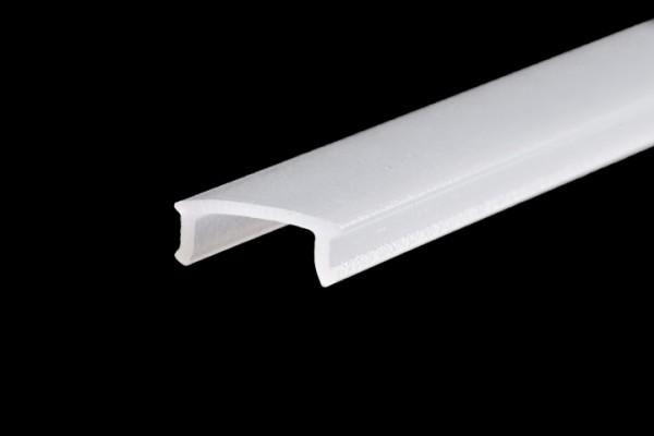 Synergy 21 LED Profil Zubehör , Kunststoffabdeckung opal