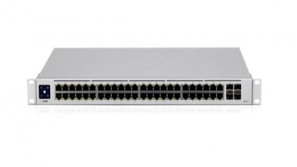 Ubiquiti Unifi Switch Gen2 / 48 Port / 210W / POE+ / 4 SFP / GEN2 / USW-48-POE