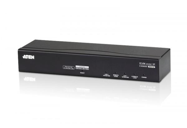 Aten KVM-Switch 1-fach, LAN(IP), DVI,