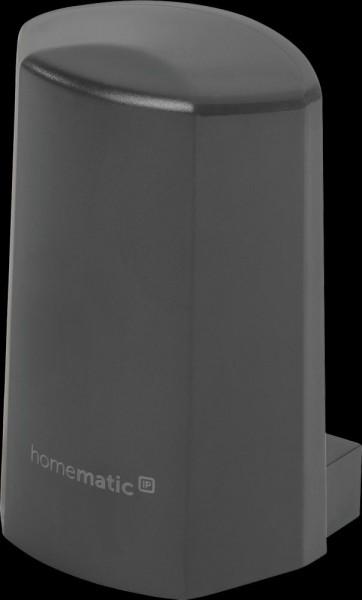 Homematic IP Temperatur- und Luftfeuchtigkeitssensor – außen, anthrazit