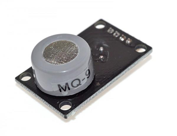 ALLNET 4duino MQ-9 Kohlenstoffmonoxid und brennbare Gase Sensor
