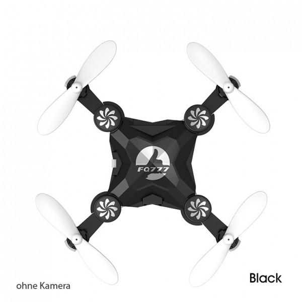 Drohne - Mini Drohne/Quadcopter mit Fernbedienung (black) ohne Kamera