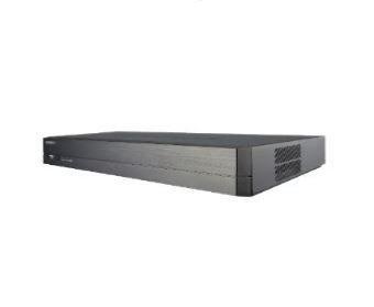 Hanwha Techwin IP-Cam Zbh. Recorder XRN-810S 2TB 8 Kanal POE