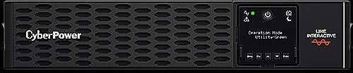 "CyberPower USV, PR Tower/19""-PRIII-Serie, 2000VA/2000W, 2HE, Line-Interactive, reiner Sinus, LCD, USB/RS232,"