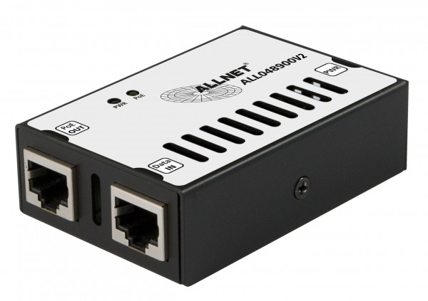 ALLNET ALL048900V2 / Power over Ethernet Injektor AT++ 90W