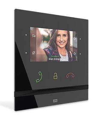 2N Indoor Compact für alle EntryCom*schwarz*