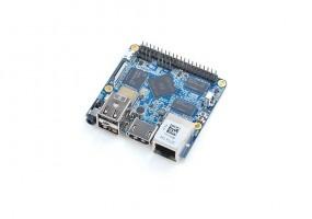 FriendlyELEC NanoPi A64 - 64bit A64 Quadcore 1GB Wifi Bluetooth