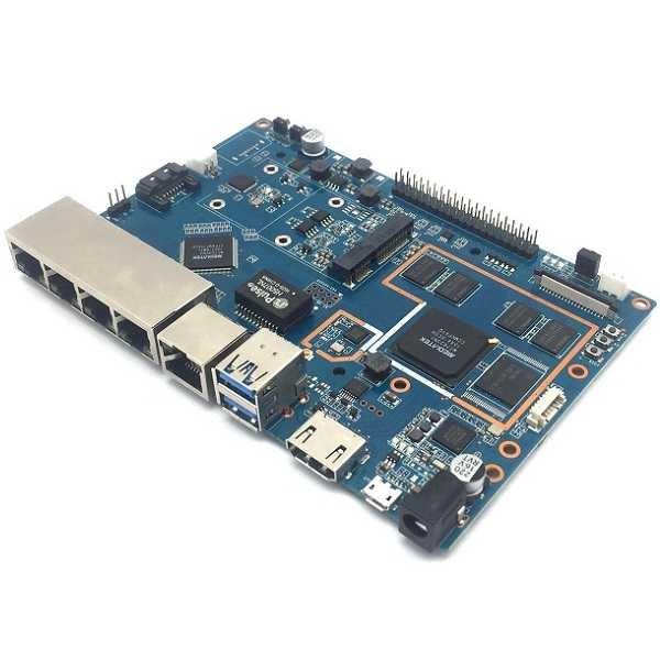 Banana Pi Router Board BPi-R2