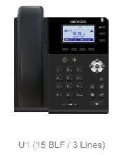 Escene Univois IP phone U1