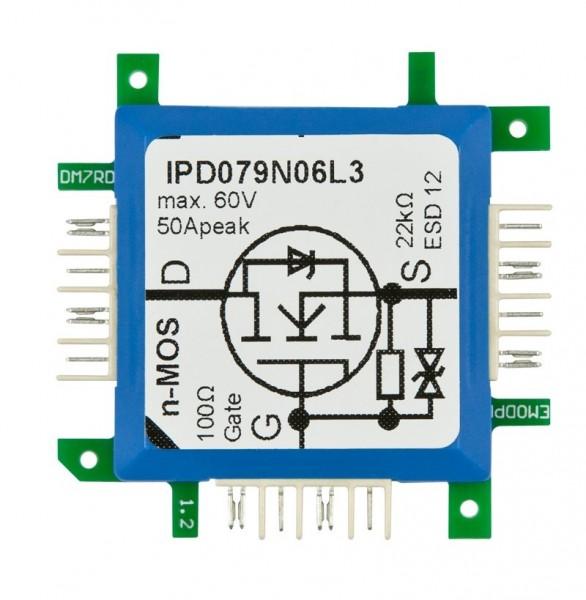 ALLNET Brick'R'knowledge Transistor n-MOS IPD079N06L3