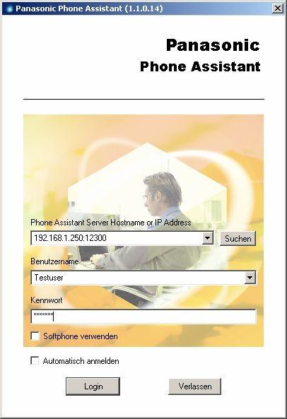 Panasonic KX-NCS 2301WJ - Communication Assistant Supervr
