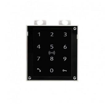 2N Zubehör EntryCom IP Verso Touch Keypad & RFID Multileser (125kHz, 13,56MHz, NFC)