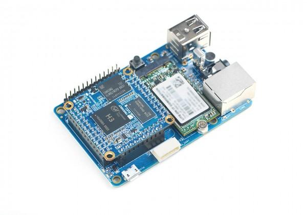 FriendlyELEC Mini Shield for NanoPi NEO Core/Core2
