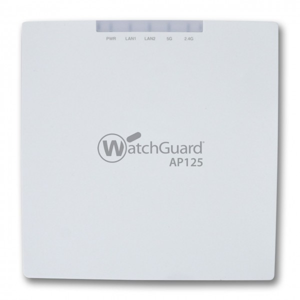 WatchGuard AP125, Trade Up to WatchGuard AP125 and 3-yr Total Wi-Fi
