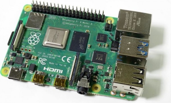 Raspberry Pi 4 Modell B 4GB