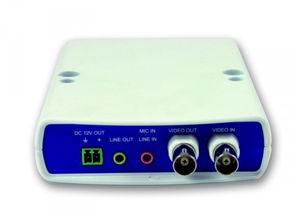 ALLNET ALL2255 / IP Video Server H.264/MJPEG 1 Kanal