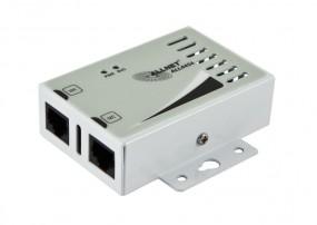 ALLNET ALL4454 / Rauchmelder/Sensor im Gehäuse *white*