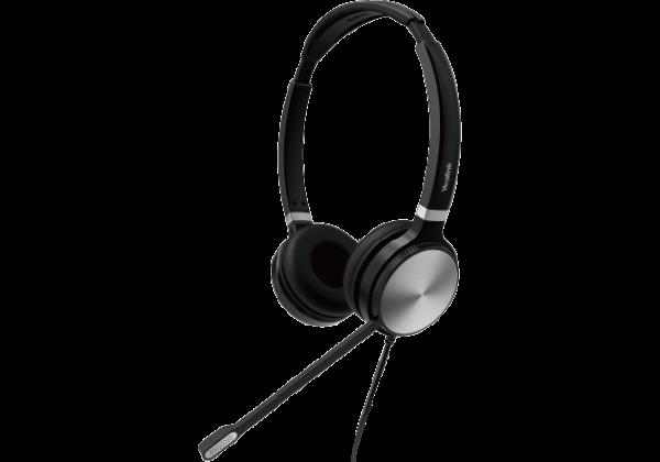 Yealink Headset UH36 Duo 3,5mm USB UC