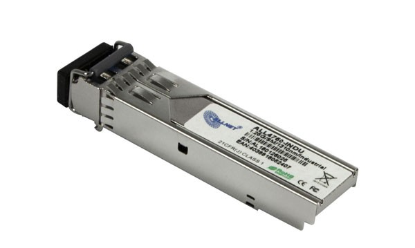 ALLNET Switch Modul ALL4750-INDU SFP(Mini-GBIC), 1000Mbit, SX/LC, Industrial -40/+85 Grad,