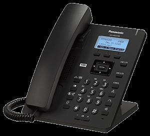 Panasonic KX-HDV130 ENTRY SIP-Terminal (schwarz)