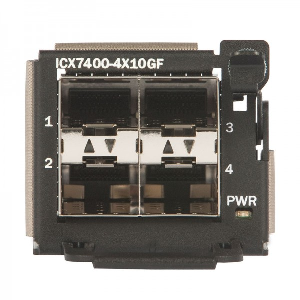 Ruckus Networks ICX Switch zub. ICX 7450 4-port 1/10GbE SFP+ Module
