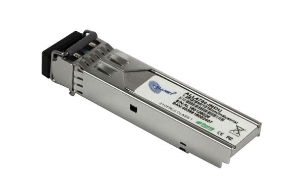 ALLNET Switch Modul ALL4750-INDU SFP(Mini-GBIC), 1000Mbit, SX/LC, Industrial -40/+85 Grad,