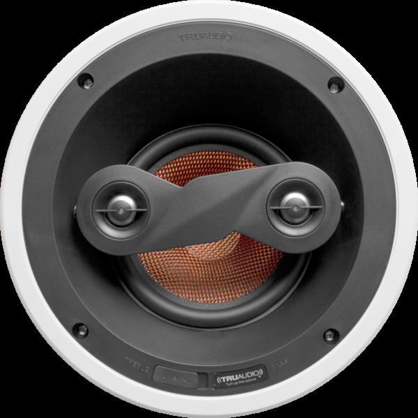 Soundvision TruAudio Revolve Serie, 2-Wege Einbau-Surroundlautsprecher / REV8-SUR.1