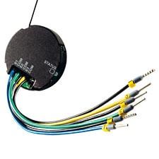 HomeMatic Schalterschnittstelle, 3fach Unterputzmontage