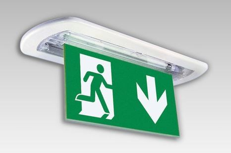 Synergy 21 LED Sonderposten Notlicht - Rettungszeichenleuchte