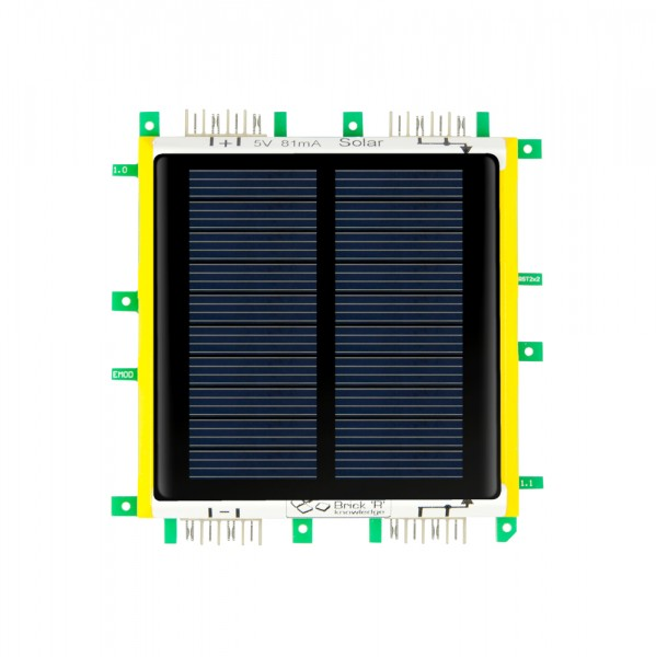 ALLNET Brick'R'knowledge Solarmodul 5V