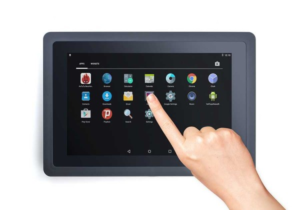 "FriendlyELEC 7"" inch capacitive touch HD LCD(HD702)"