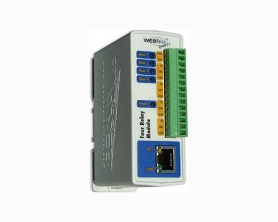 2N EntryCom zbh. Externes IP Relais 4 Schaltausgänge + PoE