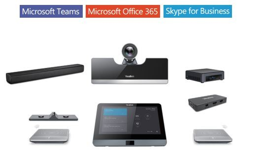 Yealink MSFT - VC Room System /// DEMO KIT /// NFR MVC500 Wired 1x VCM34